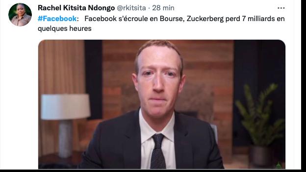 Mark Zuckerberg Facebbok